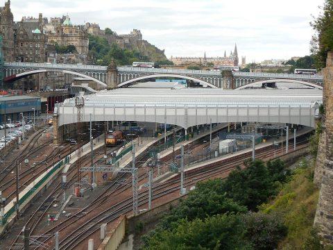 Station Edinburgh Waverley