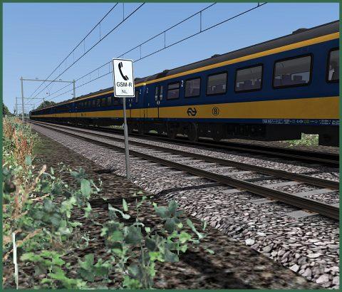 GSM-R, Foto: Coha.nl