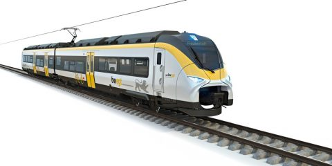Mireo Plus B, batterij-elektrische trein Siemens