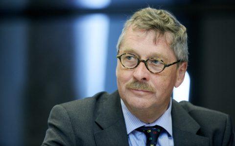 Frank van Setten van Arriva, foto: ANP