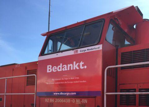 DB Cargo Corona-loc