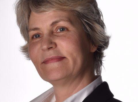 Directeur Monika Heiming van de European Infrastructure Managers (EIM)