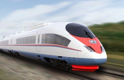 Velaro-hogesnelheidstrein Russische Spoorwegen