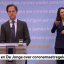 Minister president Rutte