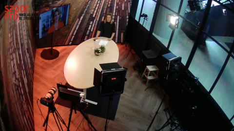 Uitzending SpoorProTV 17 juni