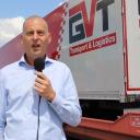 Aryan van Zoest, business unit manager intermodal bij GVT