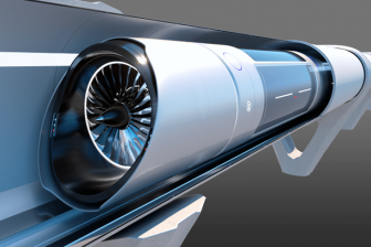 Zeleros Hyperloop