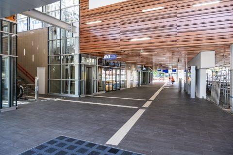 Station Alexander, foto: Gerrit Serné