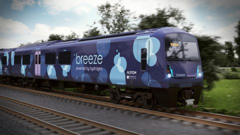 Alstom-Eversholt - Breeze