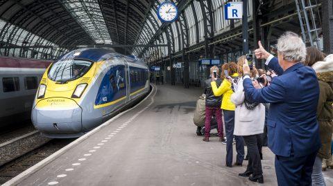 Eurostar Amsterdam CS
