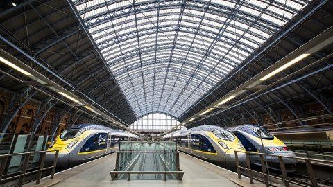 Eurostar-high-speed-trains
