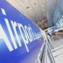 Lufthansa Express Rail op Frankfurt Airport