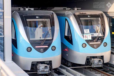 Dubai Route 2020 Metro
