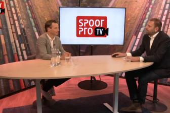 OV ombudsman Bram Hansma in SpoorProTV