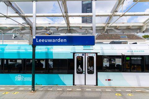 Vernieuwde GTW Leeuwarden