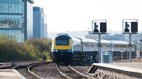 Scotrail HST