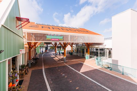 Stationsgebied Zaandam, foto: NS