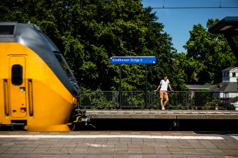 Station Eindhoven Strijp-S, foto: ANP