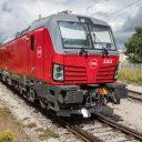 Vectron AC locomotief van Siemens Mobility