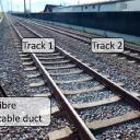 Onderzoek TU Graz naar monitoring via glasvezelnetwerk, bron: TU Graz
