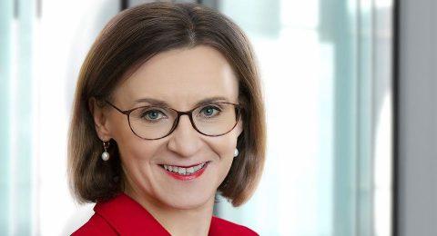 Sigrid Nikutta, algemeen directeur DB Cargo