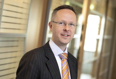Directeur Miguel Delcour van KIVI