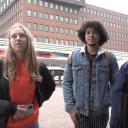 Reizigers reageren op opening station Hollands Spoor