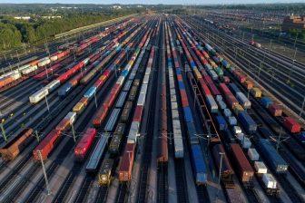 Goederentreinen van DB Cargo