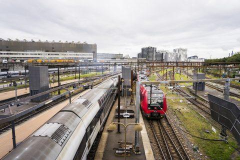 Het spoor in Denemarken is uitgerust met ERTMS, bron: Alstom