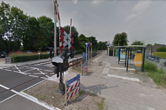 station Sappemeer Oost, Google Maps