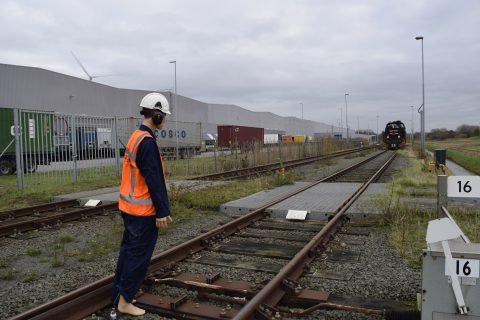 Proef met Automatic Train Operation in Oosterhout