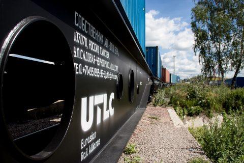 UTLC ERA goederentrein