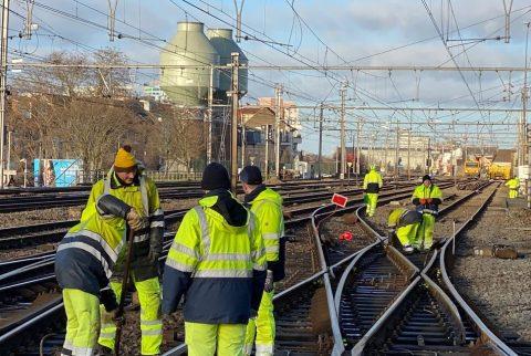 Werkzaamheden Antwerpen