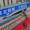 Maglev trein met 620 km/h, Xinhua