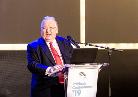 Simon Fletcher, directeur Europa bij UIC