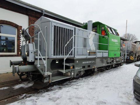 Vossloh G6 Rangeerlocomotief