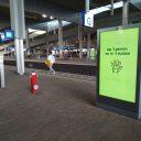 Station Breda tijdens de coronacrisis