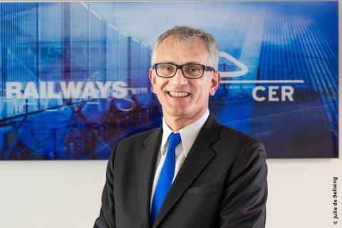 Alberto Mazzola, CER executive director