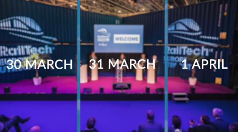 RailTech Europe Stages