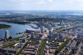 Feyenoord in Rotterdam, foto: OMA