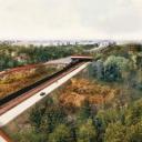 Spooronderdoorgang Hilversum