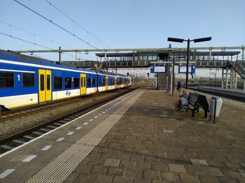 Station Lage Zwaluwe