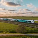 Nieuwe WINK-trein Arriva