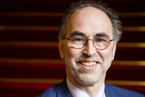 Carlo Cahn, directeur KNV