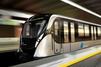 Metro M7 van MIVB