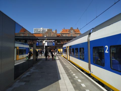 Station Zandvoort