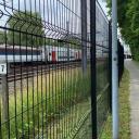 Infrabel experimenteert met een intelligente afsluiting tegen spoorlopers