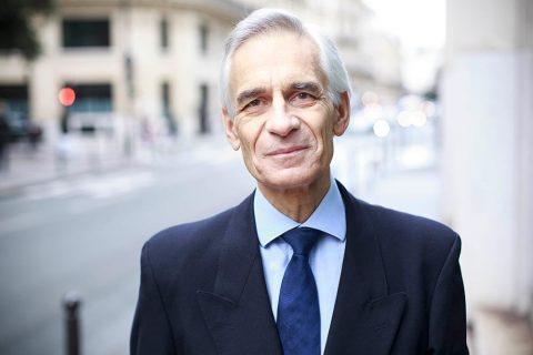 Jacques Damas, ceo Eurostar
