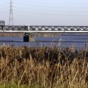 De Scheldebrug Temse-Bornem, foto: ANP
