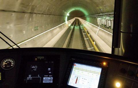Noord/zuidlijn testen metro, foto: Ge Dubbelman
